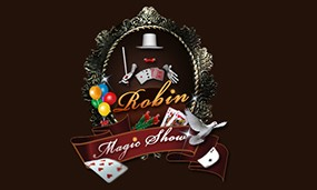 Graphic Design Lobin Magician