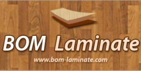 Graphic Design Bom Laminate