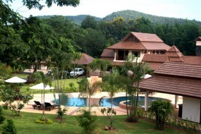 Over View @ Papai Countrylodge Chiangmai 2