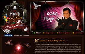 Robin Magic Show