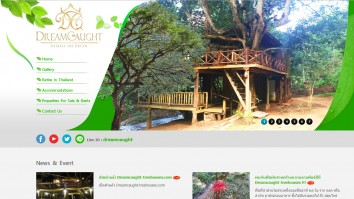 Dreamcaught-Treehouses, Chiang Mai