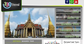 339 TRAVEL BANGKOK TOURS